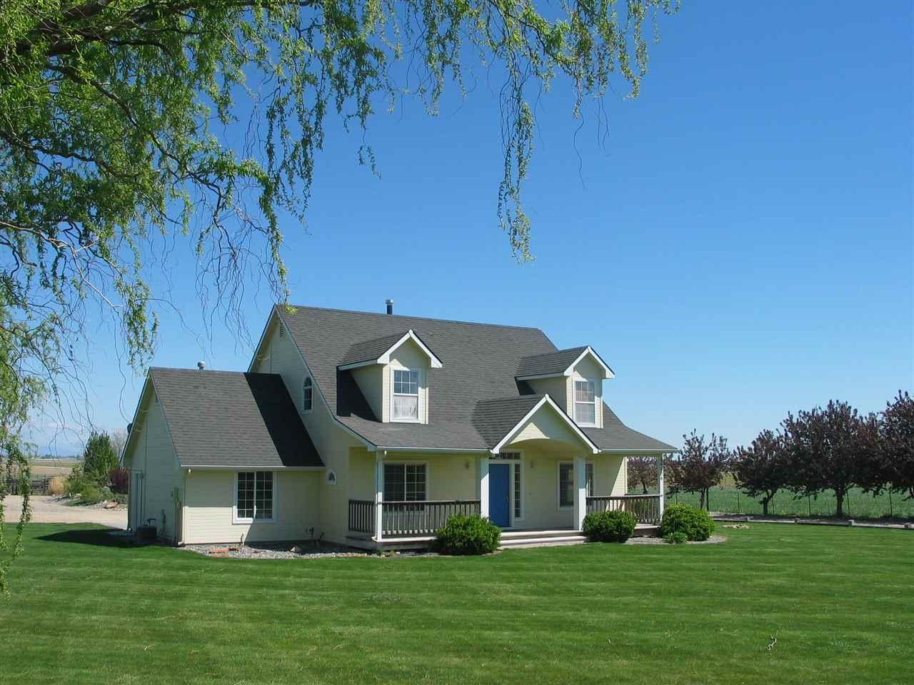Casa Unifamiliar por un Venta en 26056 Lon Davis Rd Parma, Idaho 83660