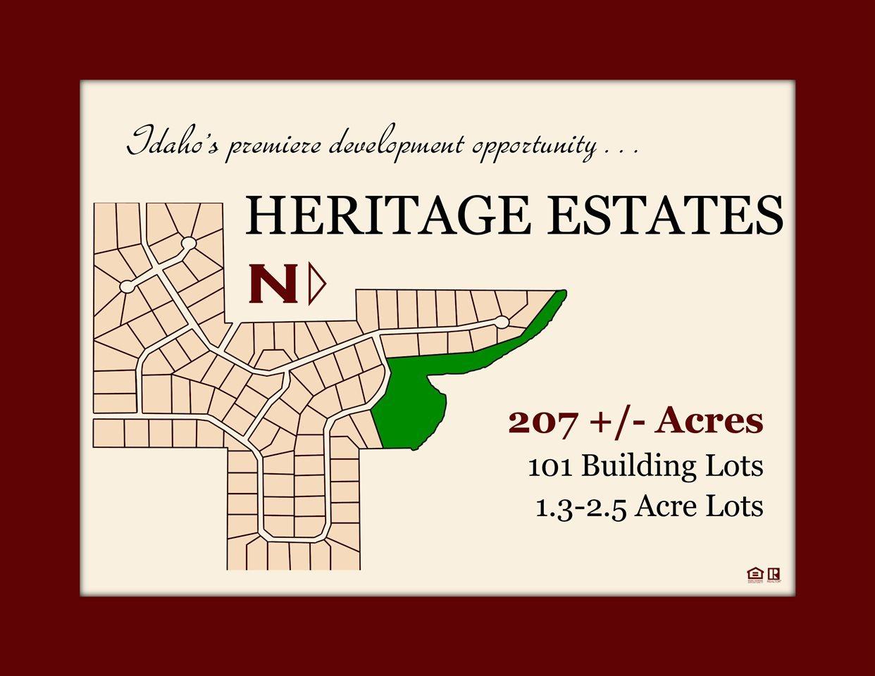 Development por un Venta en TBD Lewis Lane Nampa, Idaho 83686