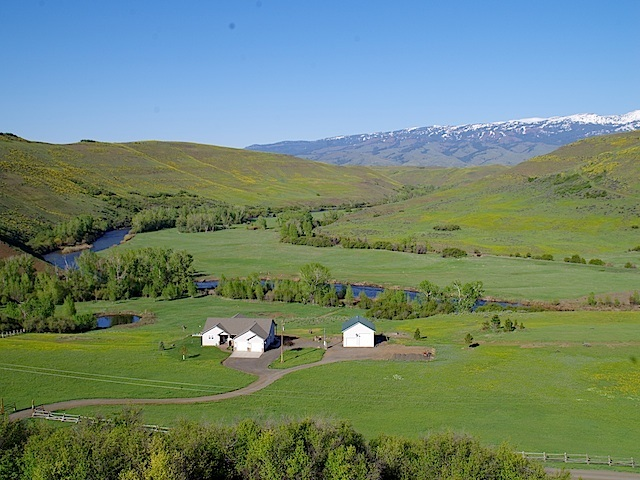 Single Family Home for Sale at 1780 Johnson Creek Road Council, Idaho 83612