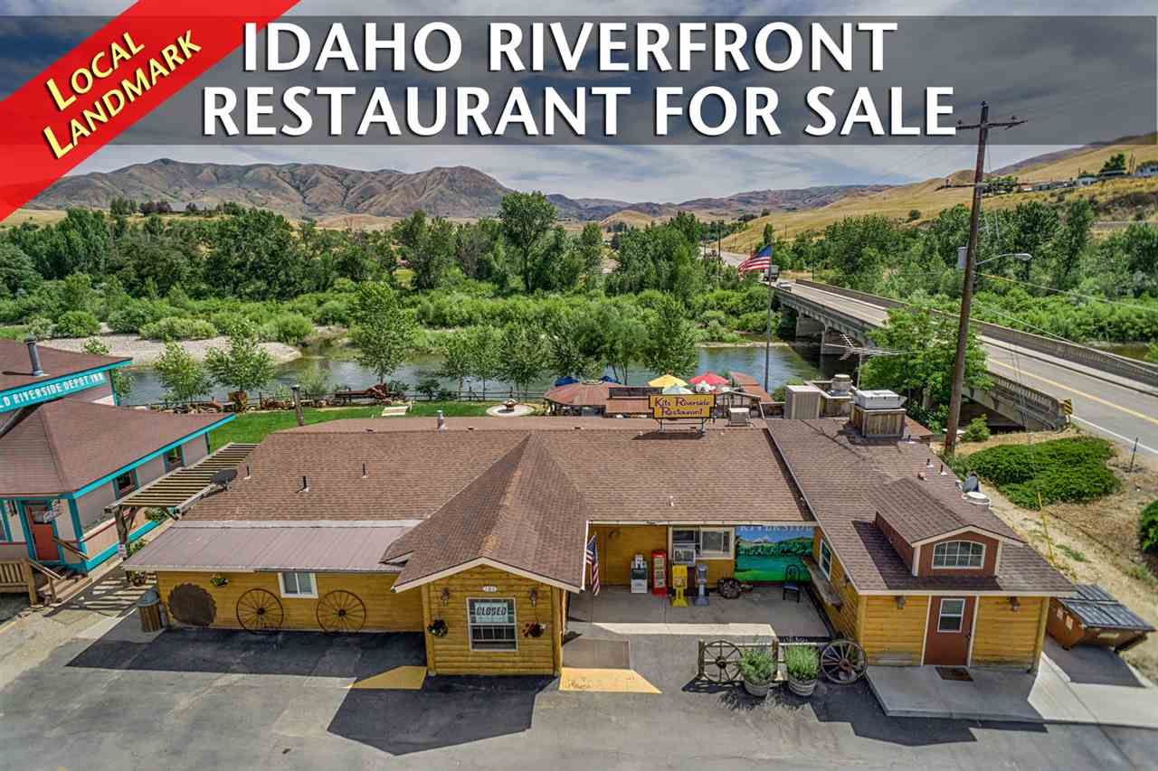 Commercial for Sale at Address Not Available Horseshoe Bend, Idaho 83629