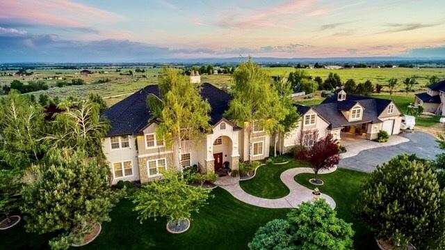 Casa Unifamiliar por un Venta en 7661 Lanktree Lane 7661 Lanktree Lane Middleton, Idaho 83644