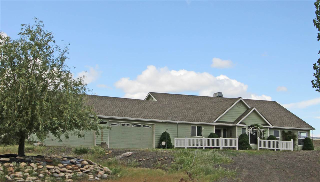 Single Family Home for Sale at 1600 Goodrich Spur Rd 1600 Goodrich Spur Rd Council, Idaho 83612