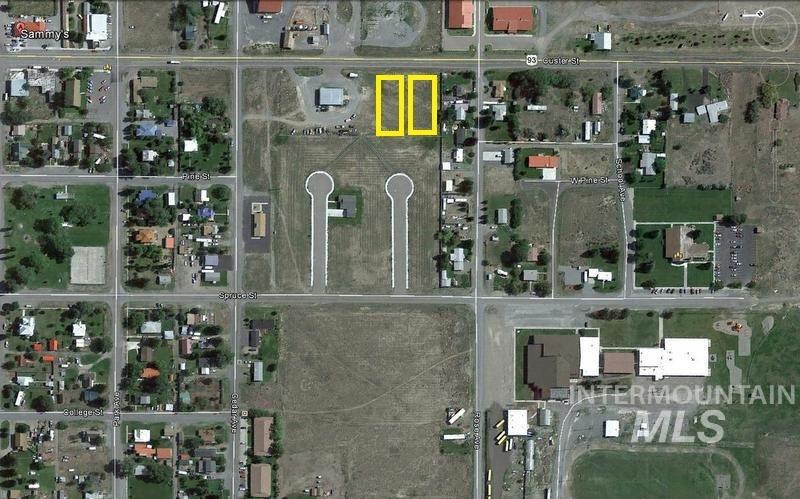 Terreno por un Venta en 206 E Custer St. Mackay, Idaho 83251