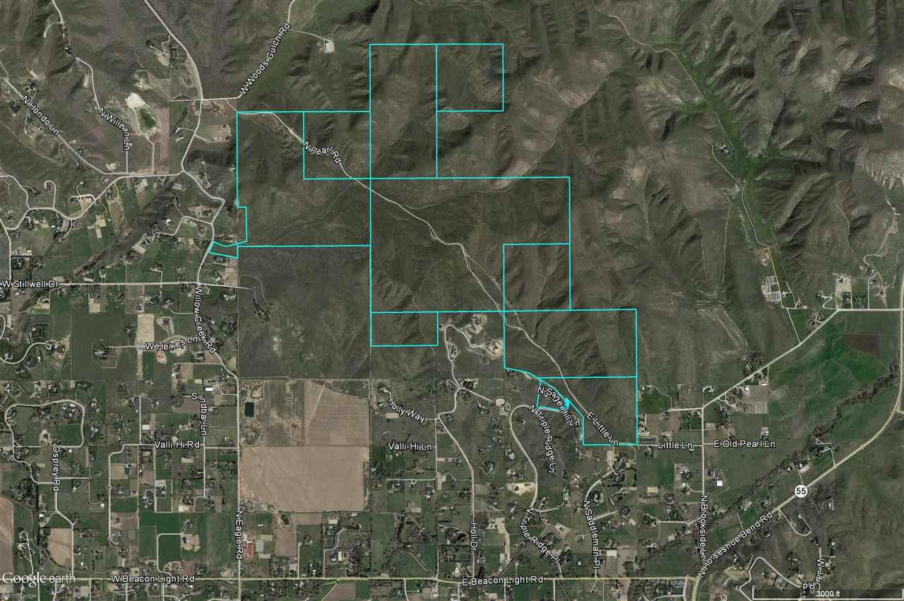 Terreno por un Venta en Tbd N Willowcreek Rd Eagle, Idaho 83616