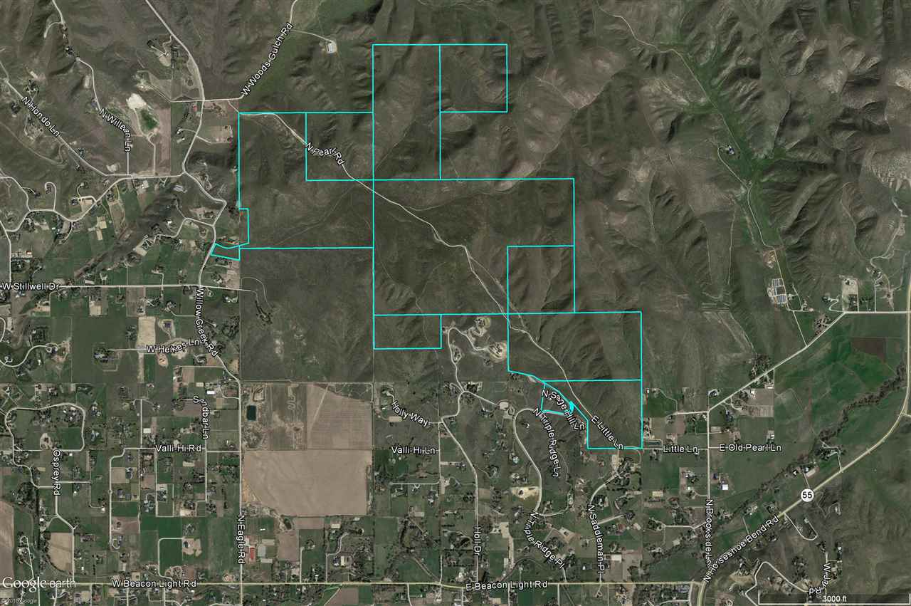 土地 为 销售 在 Tbd N Willowcreek Rd Eagle, 爱达荷州 83616