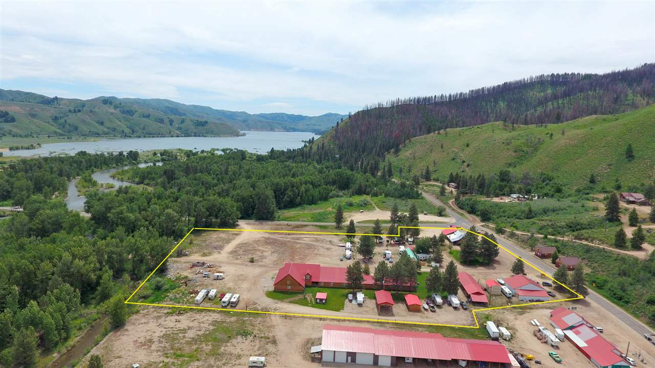 Commercial for Sale at 12 N Pine-Featherville Road Pine, Idaho 83647