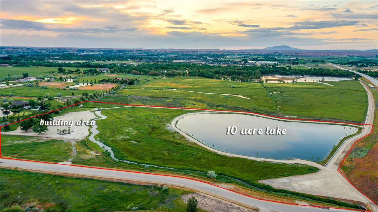 Land for Sale at 7290 N Stonebriar Lane 7290 N Stonebriar Lane Meridian, Idaho 83646