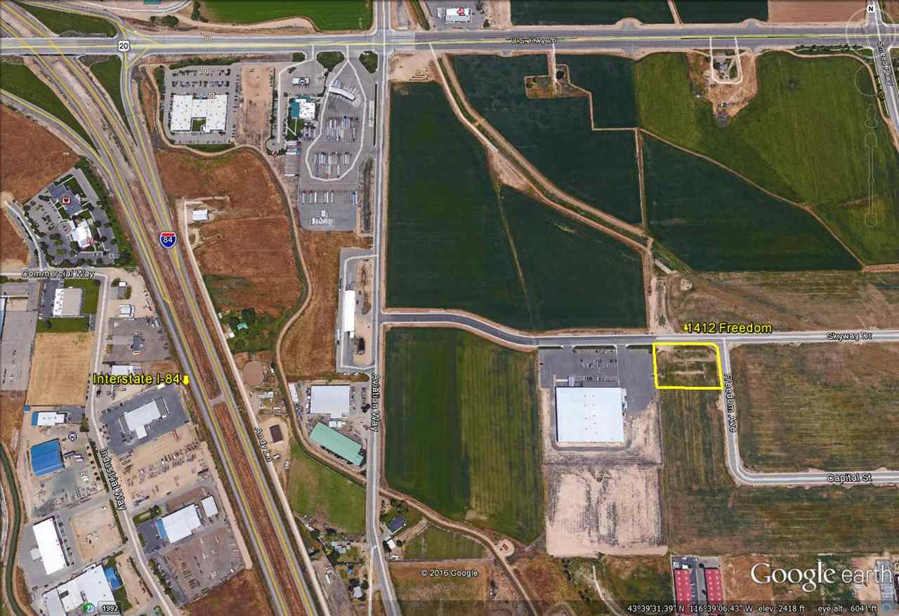Commercial for Sale at 1412 Freedom Avenue Caldwell, Idaho 83605