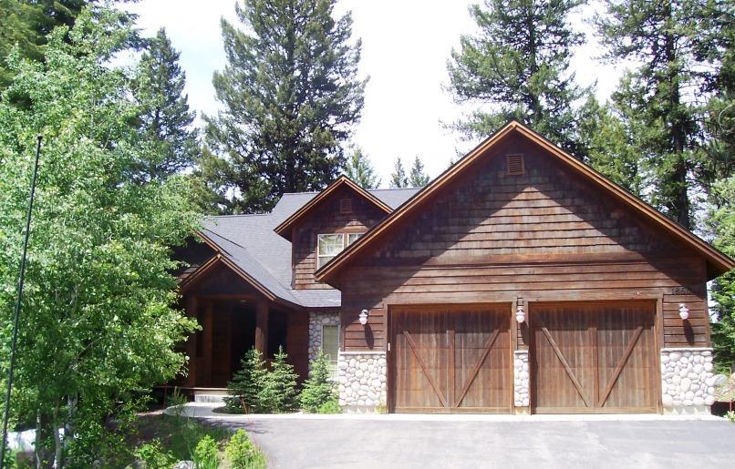 Casa Unifamiliar por un Venta en 1860 Snowberry Place 1860 Snowberry Place McCall, Idaho 83638