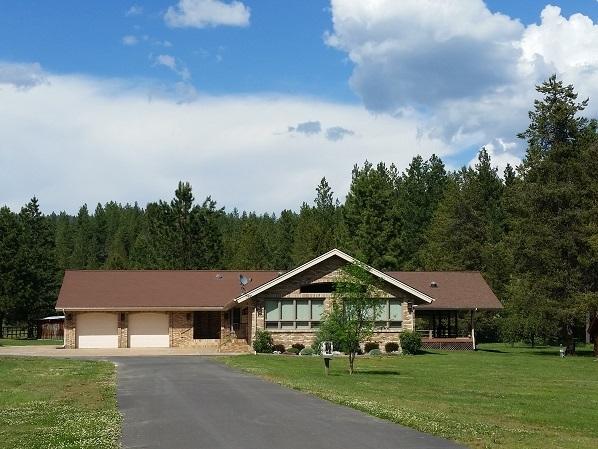 独户住宅 为 销售 在 372 Little Pearsol Road Cascade, 爱达荷州 83611