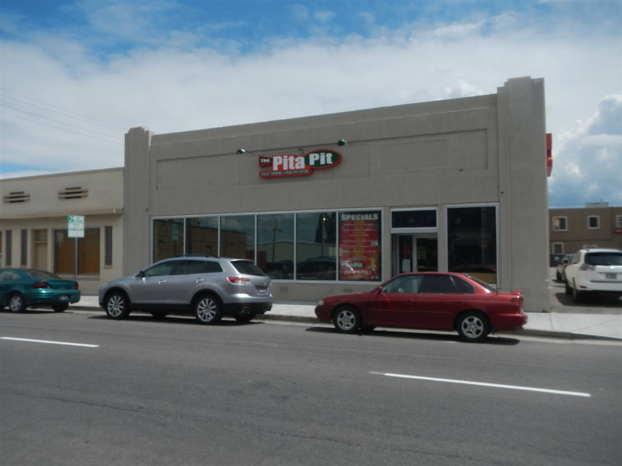 Comercial por un Venta en 507 E Center St 1 Pocatello, Idaho 83201