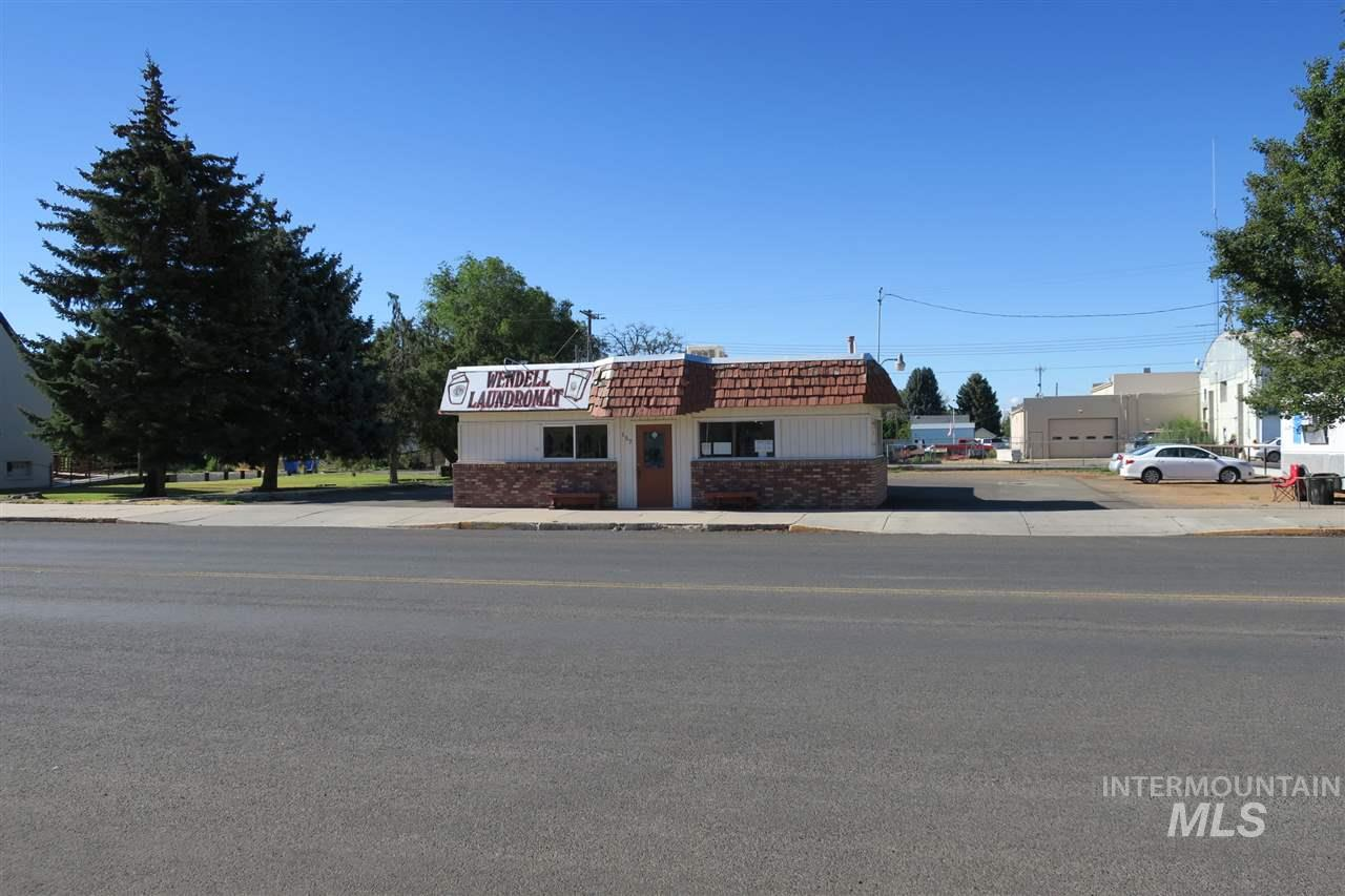 Commercial for Sale at 157 E Main Street Wendell, Idaho 83355