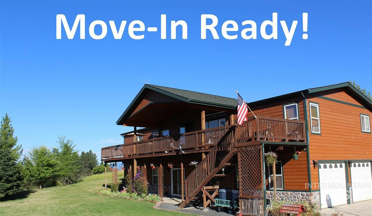 Single Family Home for Sale at 405 Washington Street Deary, Idaho 83823