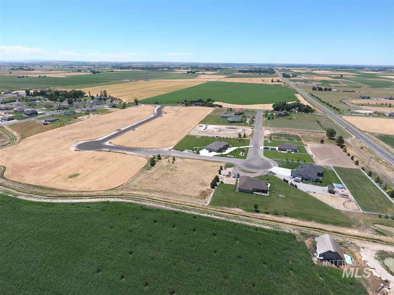 土地 为 销售 在 3713 E 3781 N. 3713 E 3781 N. Hansen, 爱达荷州 83334