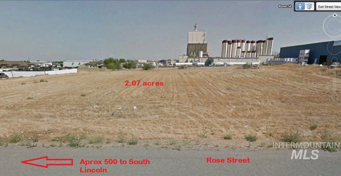 TBD Rose St., Jerome, ID 83338