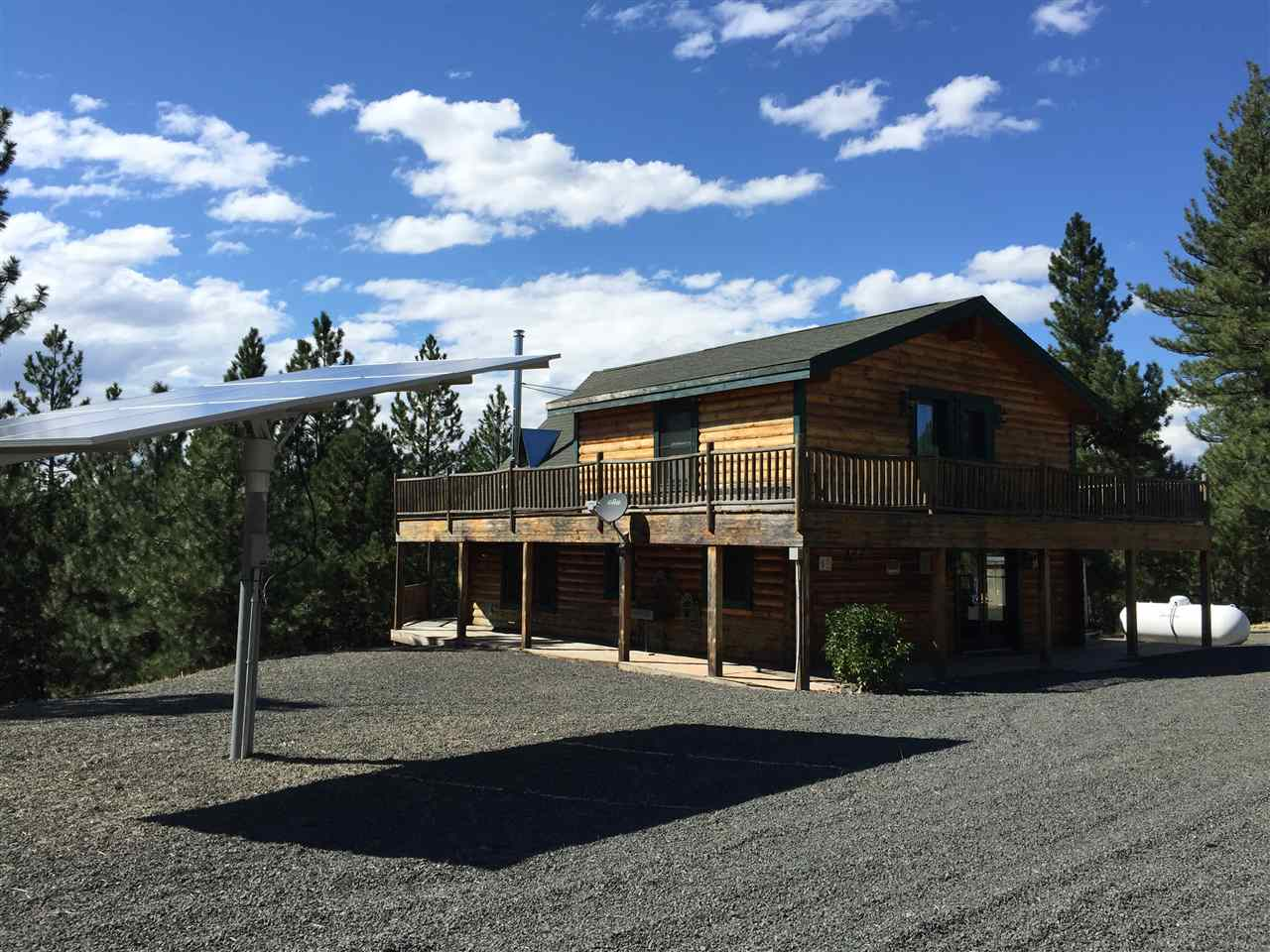 Single Family Home for Sale at 159 Jack Pine Rd 159 Jack Pine Rd Cottonwood, Idaho 83522