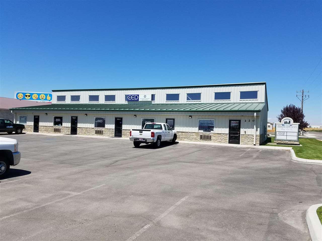 Commercial for Sale at 220 W Yakima 220 W Yakima Jerome, Idaho 83338