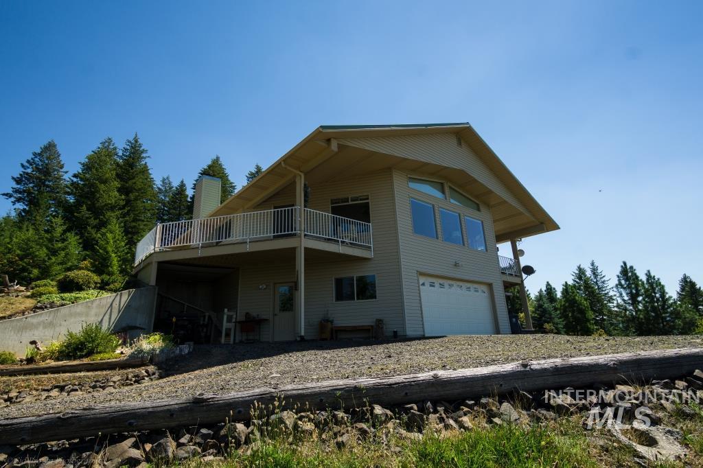 Single Family Home for Sale at 1190 Three Bear Road Kendrick, Idaho 83537