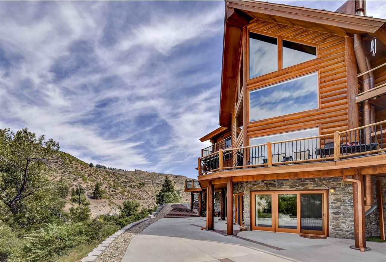 Casa Unifamiliar por un Venta en 15 Rocky Canyon 15 Rocky Canyon Boise, Idaho 83716