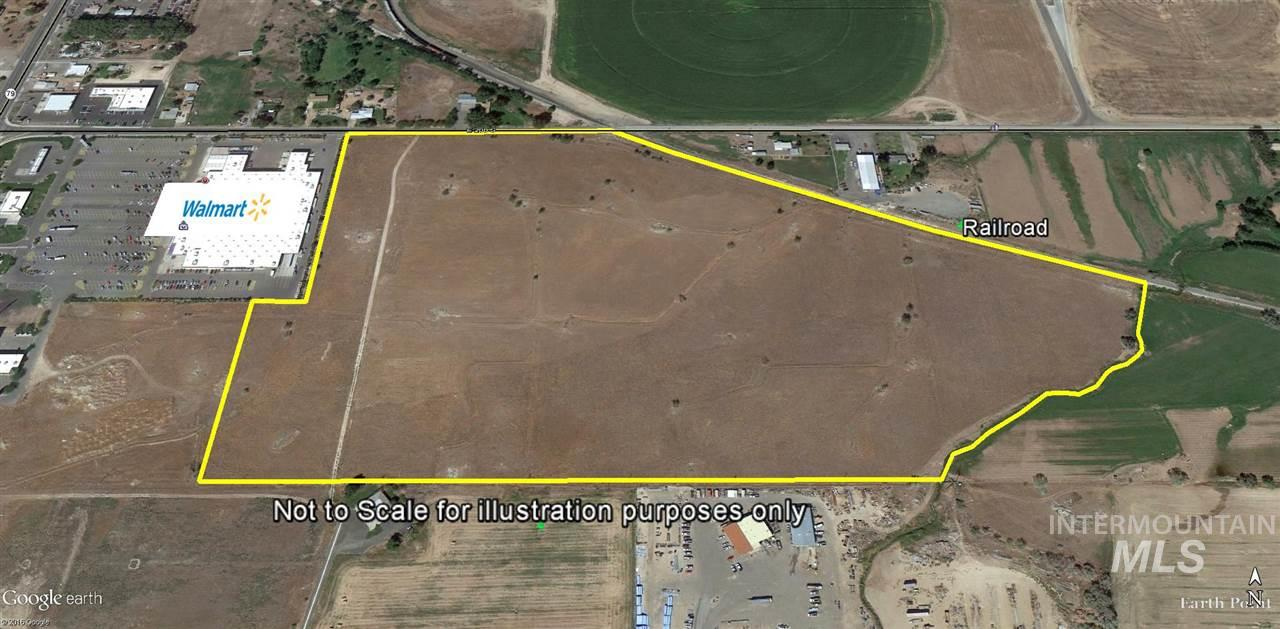 Industrial for Sale at 54 E 200 S Jerome, Idaho 83338