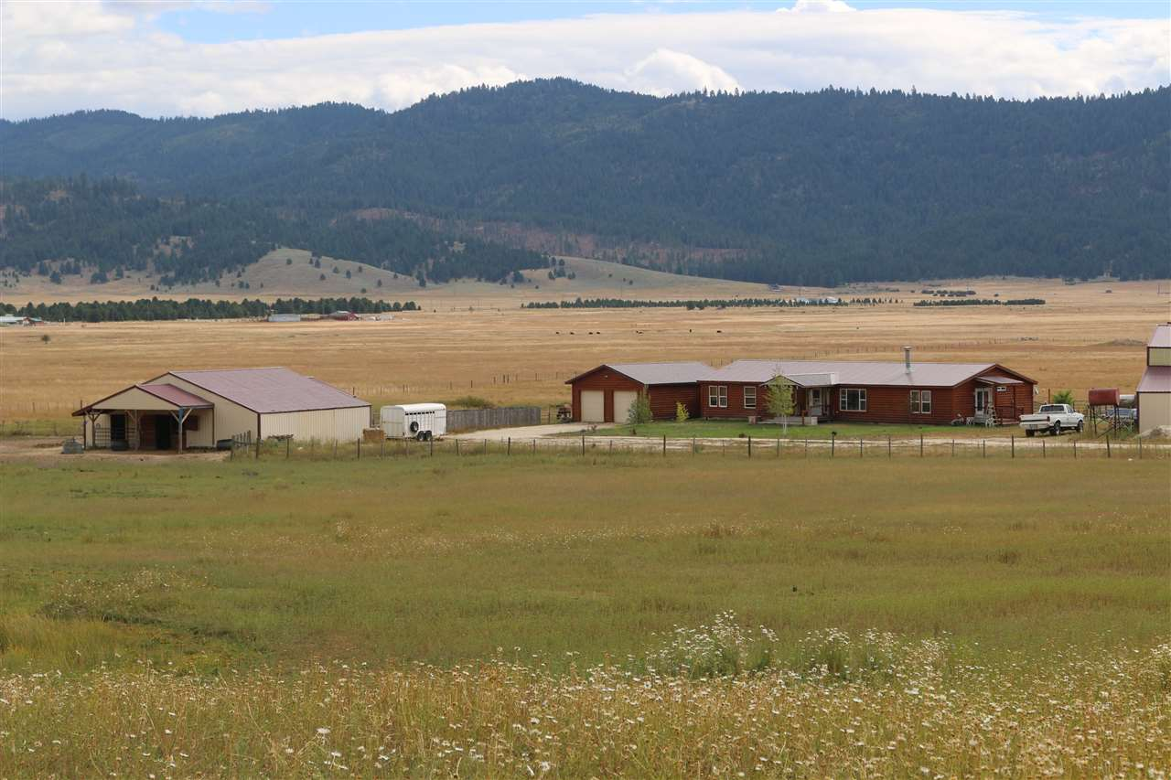 Farm / Ranch for Sale at 10116 Round Valley Road Cascade, Idaho 83611