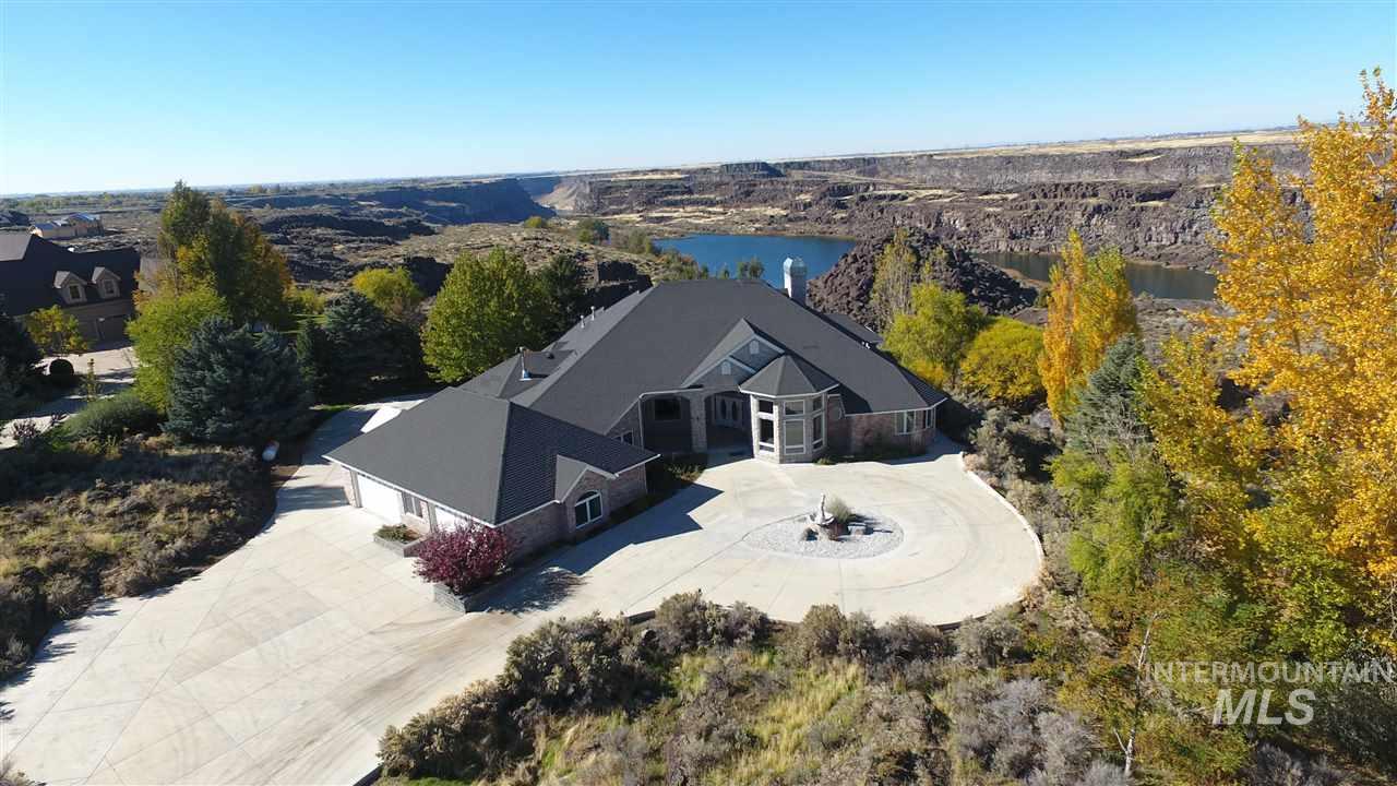 独户住宅 为 销售 在 4105 Hidden Lakes Drive Kimberly, 爱达荷州 83341