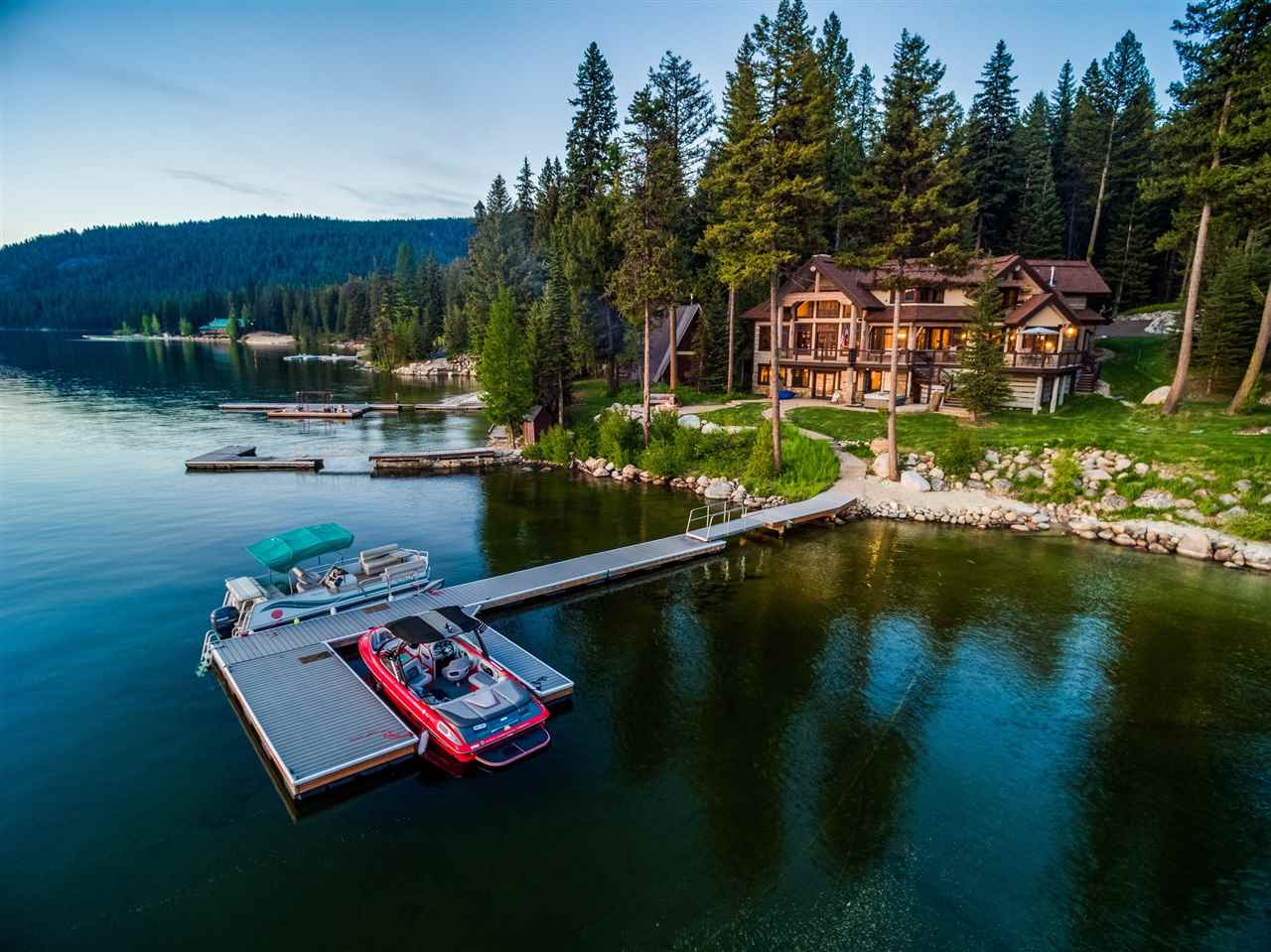 Single Family Home for Sale at 1389 Ford Drive McCall, Idaho 83638