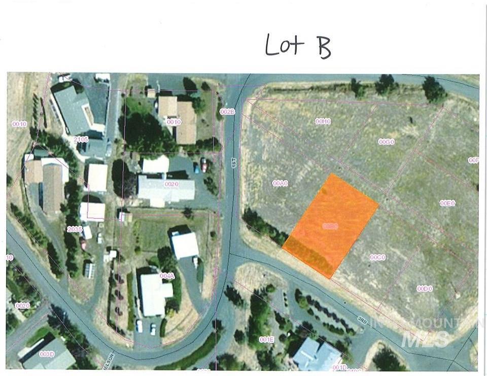 Terreno por un Venta en Tbd 3rd & Mccall Eichner-Witt Lot B Juliaetta, Idaho 83537