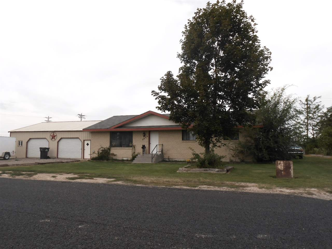 Single Family Home for Sale at 2072 Brockie Ave Heyburn, Idaho 83336