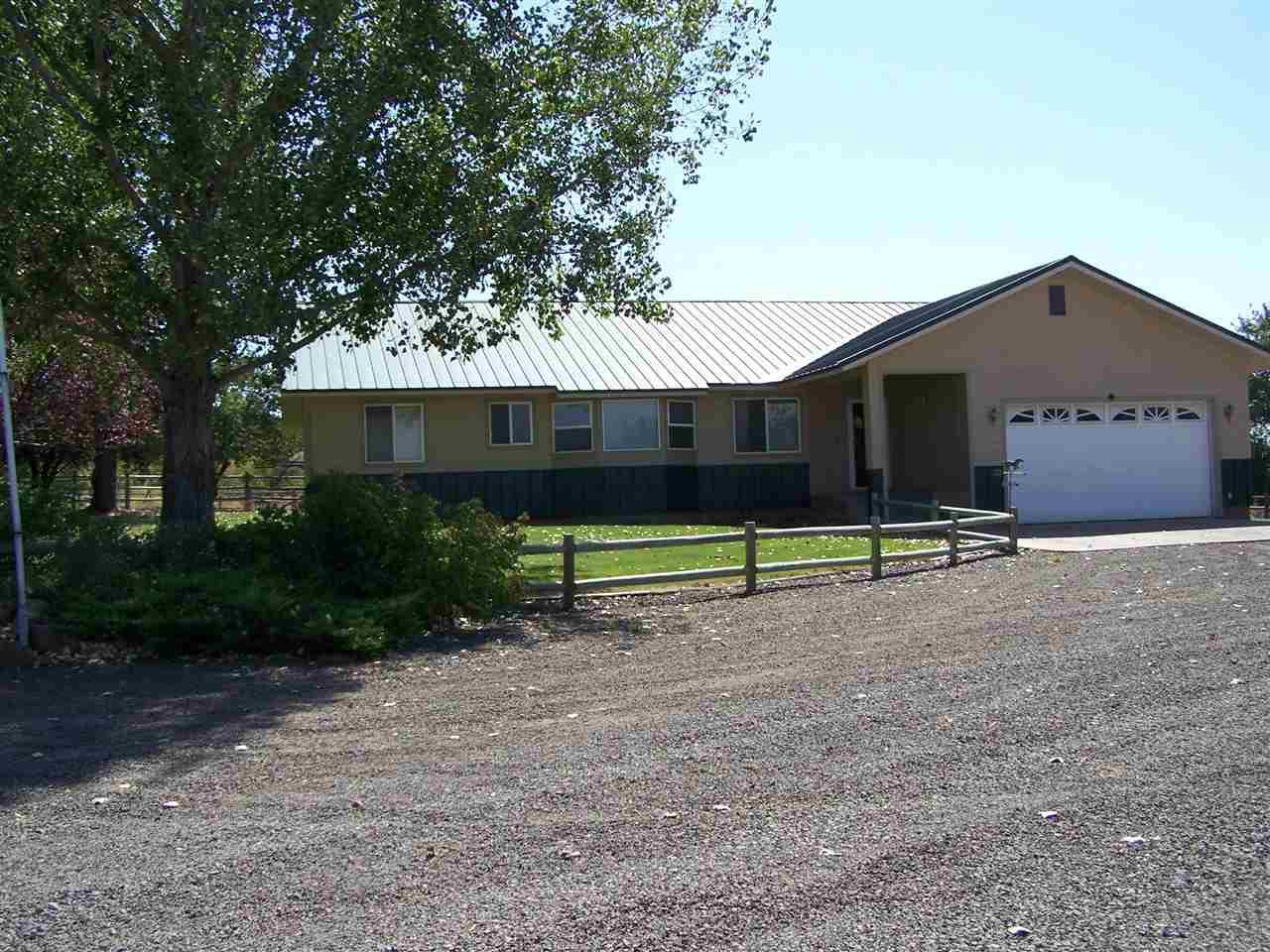独户住宅 为 销售 在 1861 Valley View Road 1861 Valley View Road Council, 爱达荷州 83612
