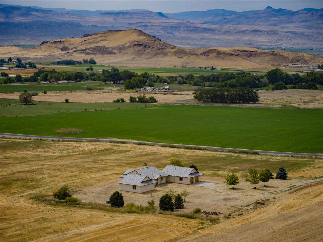 Single Family Home for Sale at 13400 S Can Ada Road Melba, Idaho 83641