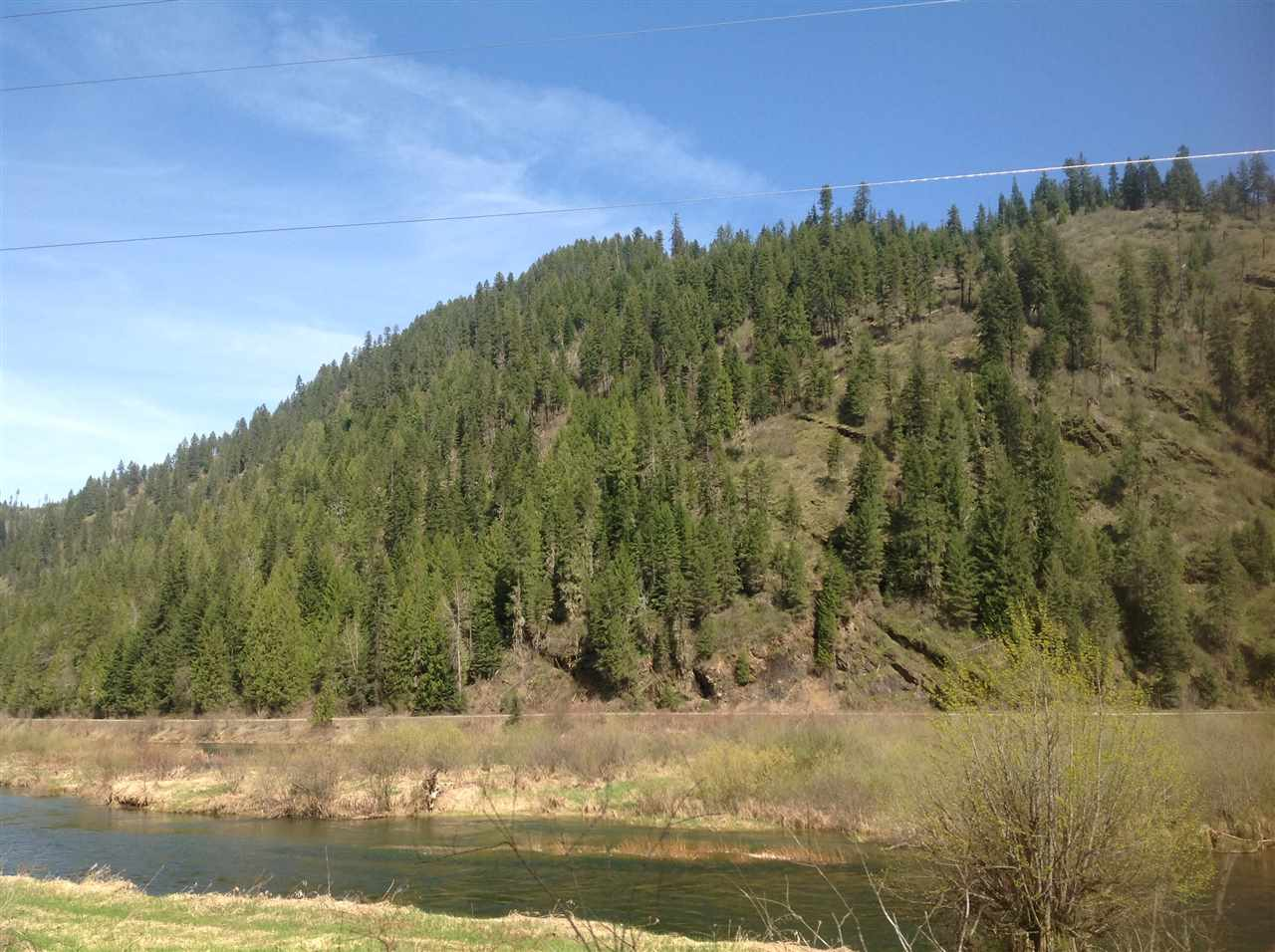 Recreational Property for Sale at Tract 1 Mutch Creek Road Tract 1 Mutch Creek Road St. Maries, Idaho 83861