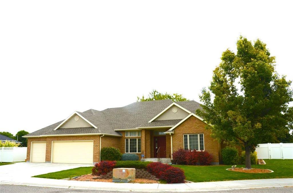 Casa Unifamiliar por un Venta en 2343 Atlantic 2343 Atlantic Burley, Idaho 83318