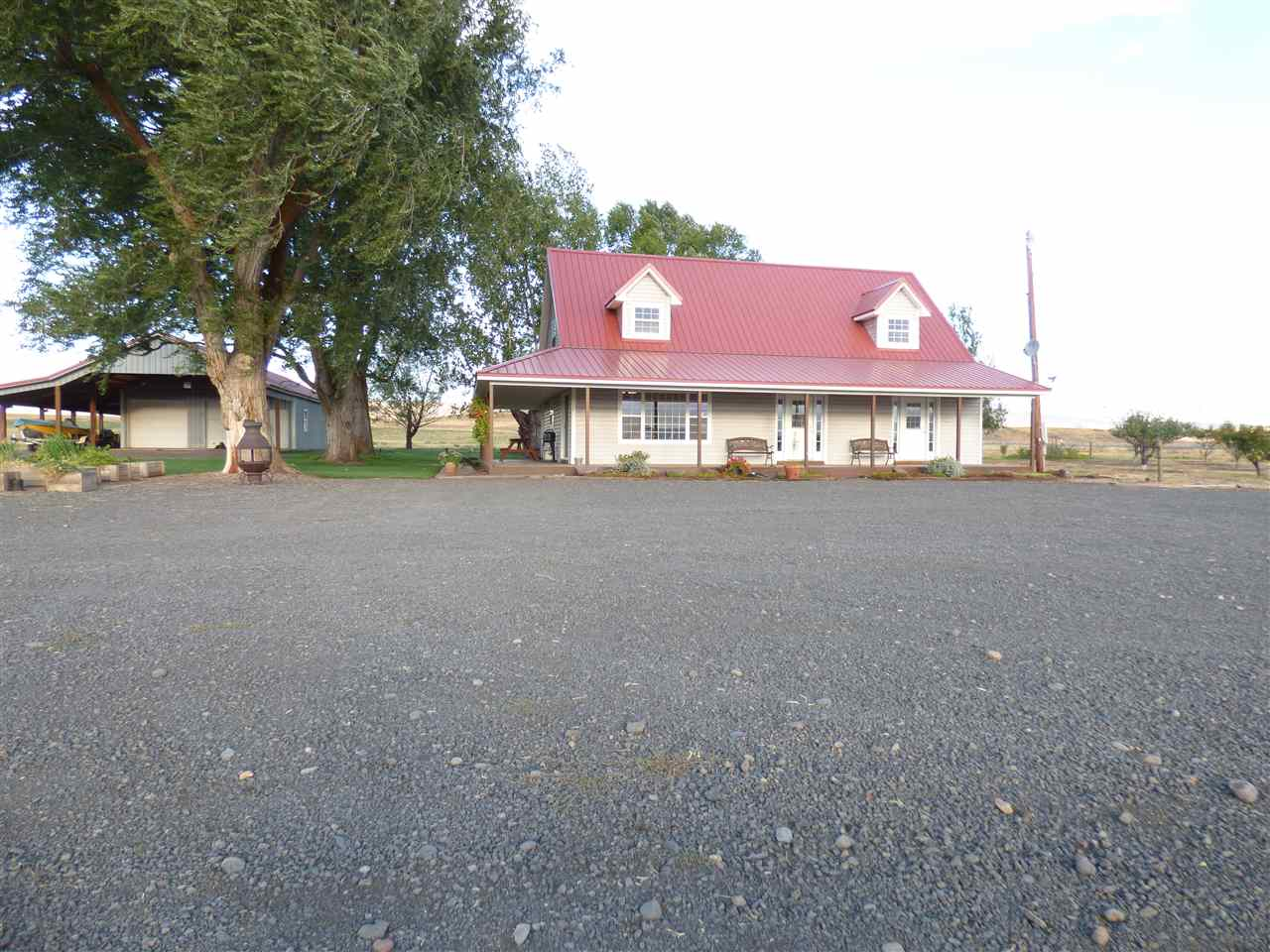 Single Family Home for Sale at 2340 Highway 95 2340 Highway 95 Midvale, Idaho 83645