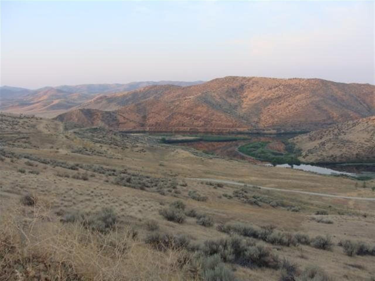 Terreno por un Venta en 35 Acres Westridge Ranch Montour, Idaho 83617