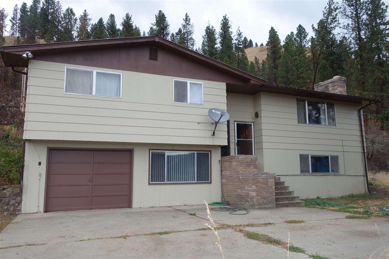 Single Family Home for Sale at 333 Frasure Grade Rd Kamiah, Idaho 83536