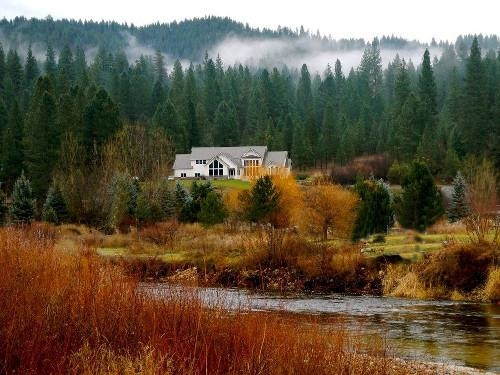 Chacra / Estancia por un Venta en 11 Elk Springs Road Garden Valley, Idaho 83622