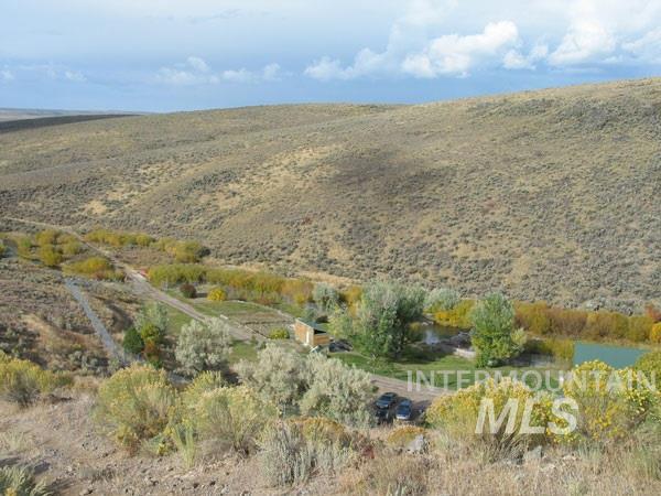 Chacra / Estancia por un Venta en Tbd Magic Hot Springs Rogerson, Idaho 83301