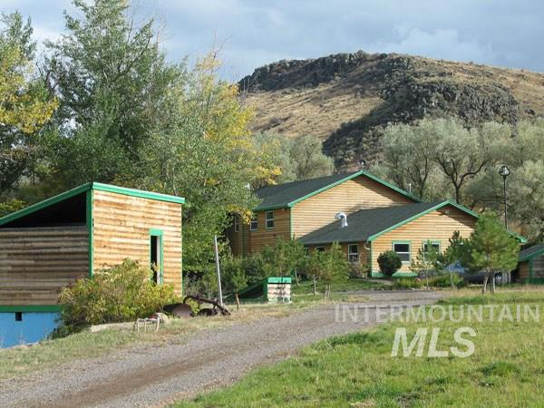 Casa Unifamiliar por un Venta en 001 Magic Hot Springs 001 Magic Hot Springs Rogerson, Idaho 83301