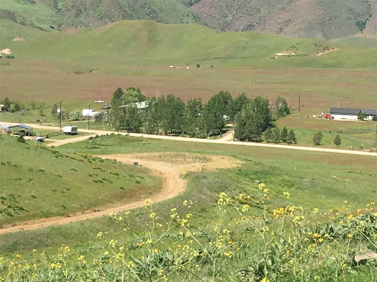 土地,用地 为 销售 在 44 Jerusalem 44 Jerusalem Horseshoe Bend, 爱达荷州 83629