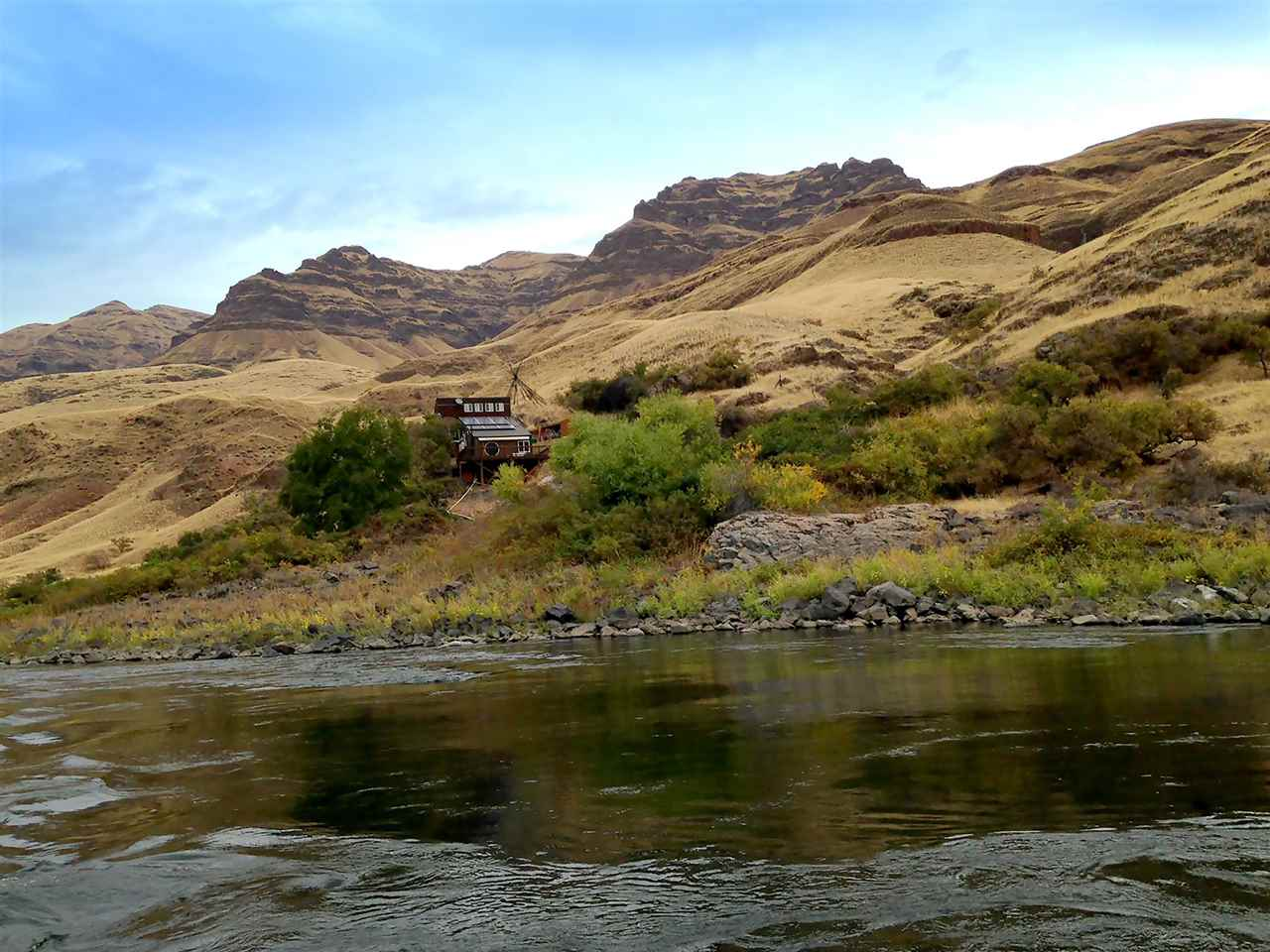 Single Family Home for Sale at 0 Warm Springs Landing Snake River Route Lewiston, Idaho 83501