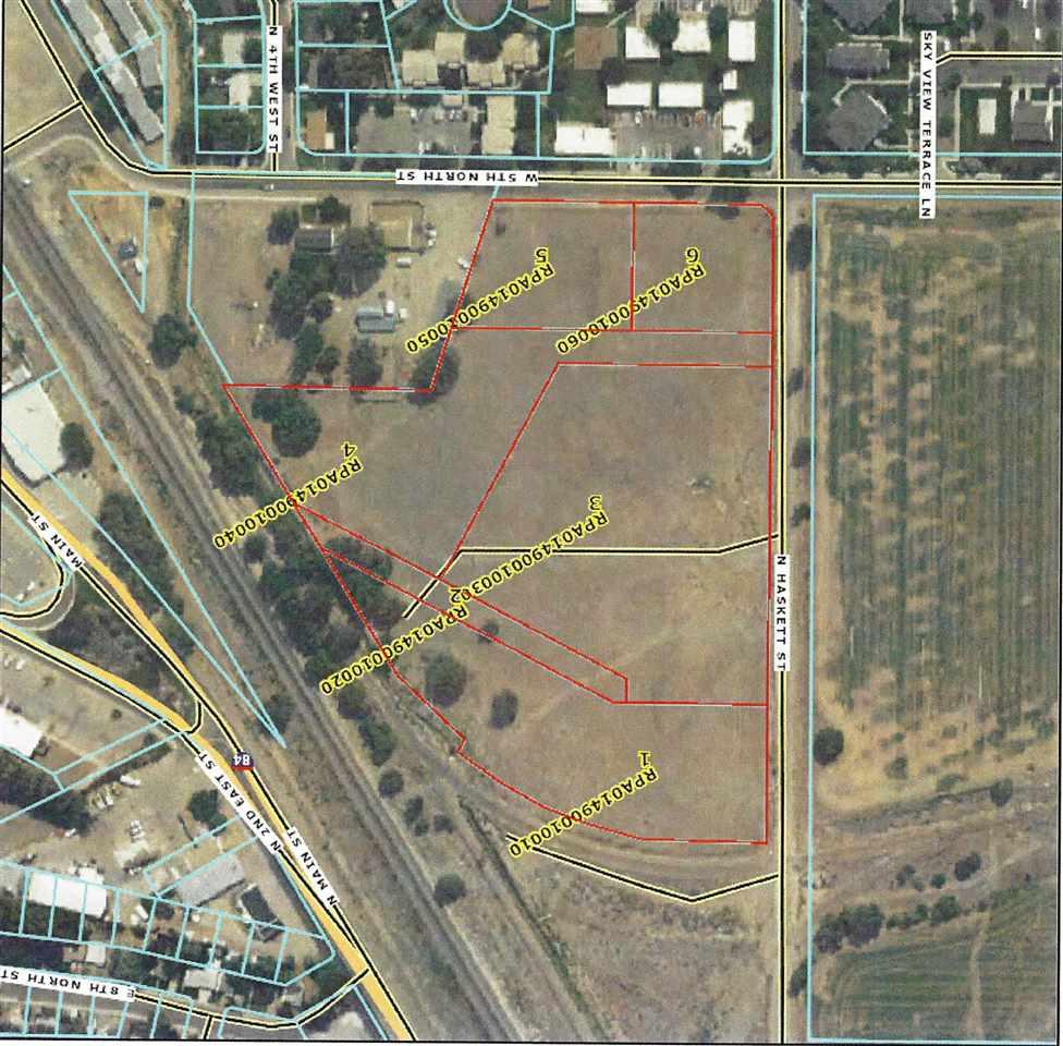土地 为 销售 在 Tbd W 5th N Mountain Home, 爱达荷州 83647