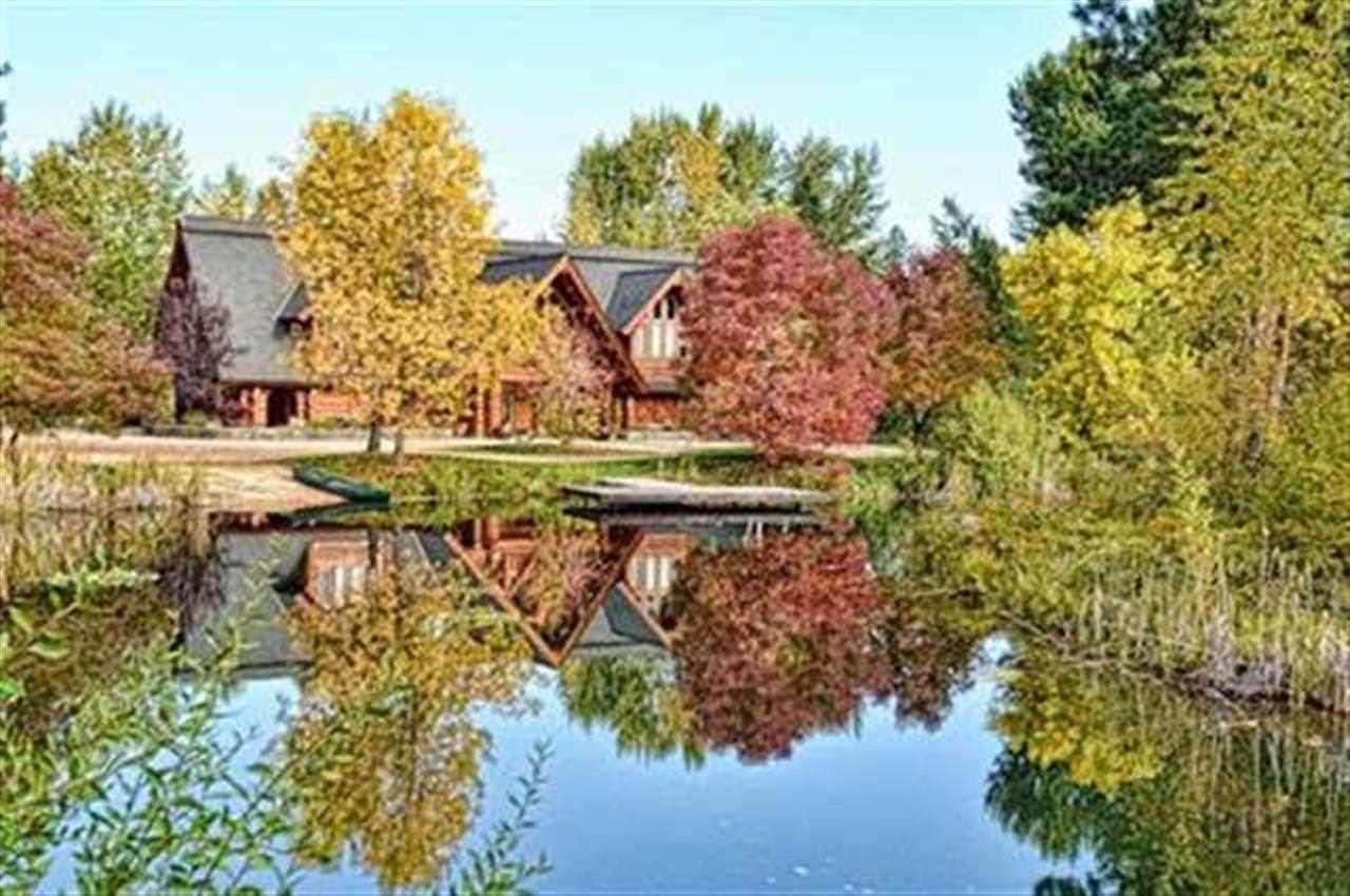 Casa Unifamiliar por un Venta en 26 Freedom Ranch Road Garden Valley, Idaho 83622