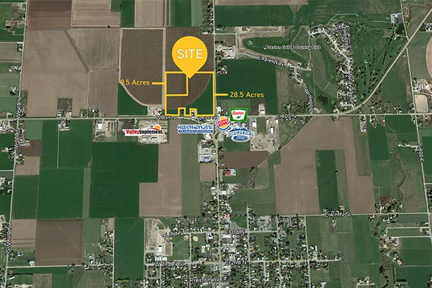 Land for Sale at 0 W State Street Preston, Idaho 83263