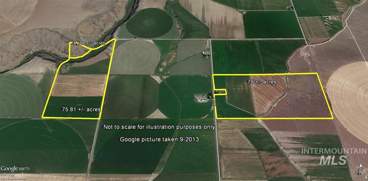 Farm for Sale at approx 3850 N 700 E approx 3850 N 700 E Buhl, Idaho 83316