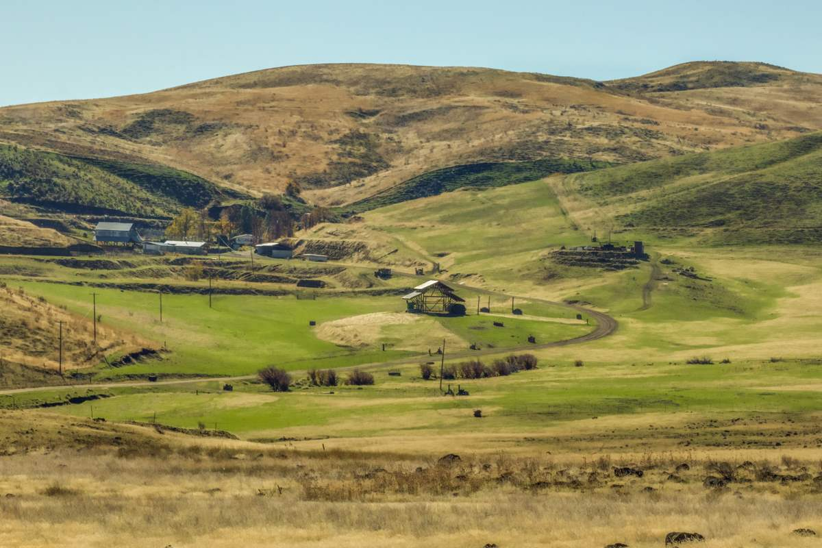 Ranch for Sale at 7225 Butte Road Sweet, Idaho 83670
