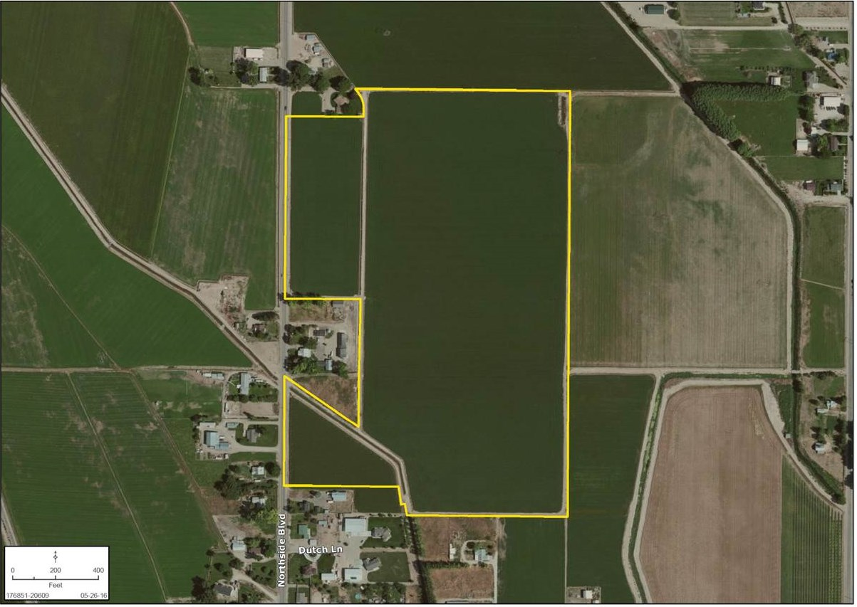 Land for Sale at 0 Northside Blvd Nampa, Idaho 83687