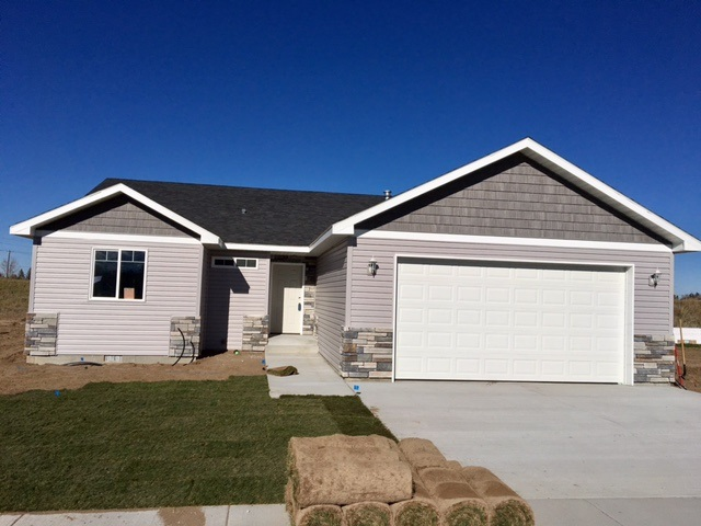 Single Family Home for Sale at 1212 Noah Drive Rupert, Idaho 83350