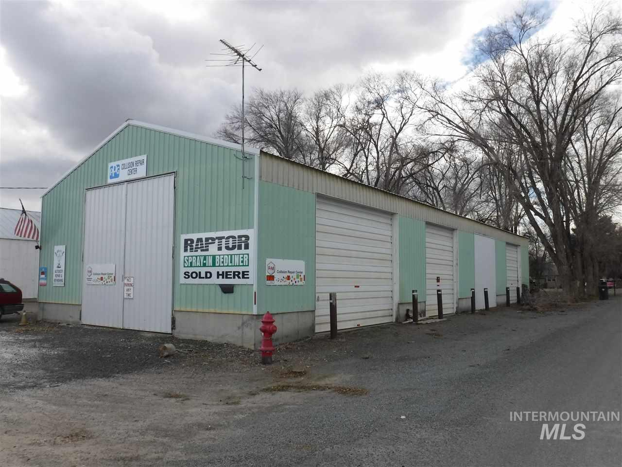 Commercial for Sale at 151 Maple Street 151 Maple Street Castleford, Idaho 83321