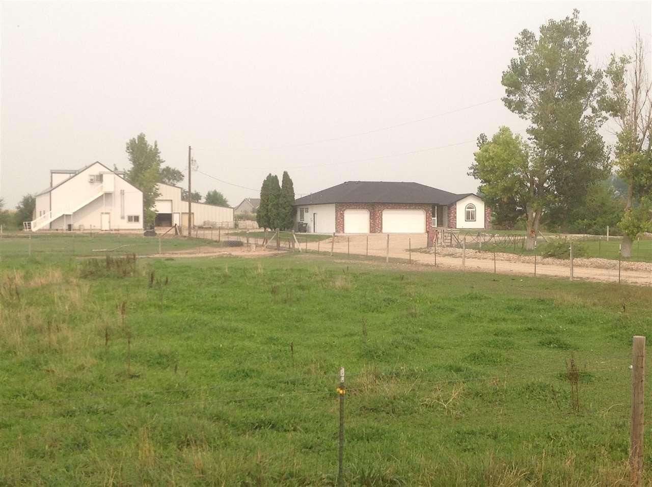 Single Family Home for Sale at 8624 Melmont Road Melba, Idaho 83641